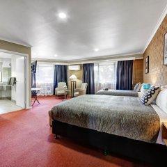 Отель Bendigo Central Deborah 3* Люкс повышенной комфортности с 2 отдельными кроватями фото 2
