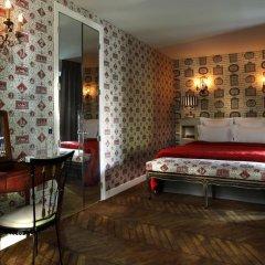 Отель Saint James Paris 5* Президентский люкс с различными типами кроватей фото 13