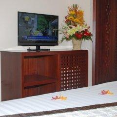Hung Vuong Hotel 3* Стандартный номер с двуспальной кроватью фото 2