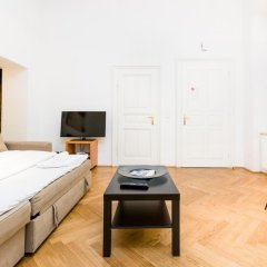Апартаменты Vienna Prestige Apartments Graben Президентский люкс фото 4
