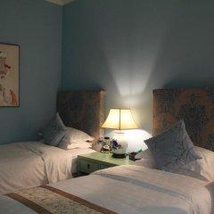 Отель Michaels House Beijing 3* Стандартный номер с различными типами кроватей фото 3