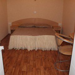 Лукоморье Мини - Отель Стандартный номер с двуспальной кроватью фото 12