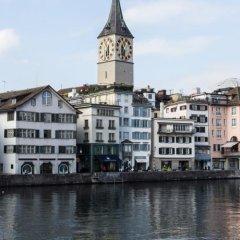 Отель Sorell Hotel Seidenhof Швейцария, Цюрих - 1 отзыв об отеле, цены и фото номеров - забронировать отель Sorell Hotel Seidenhof онлайн приотельная территория фото 2