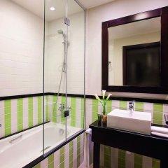 Movenpick Hotel Apartments Al Mamzar Dubai ванная