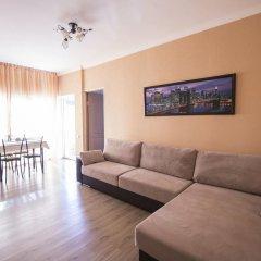 Гостевой Дом Лазурный Апартаменты с разными типами кроватей фото 8