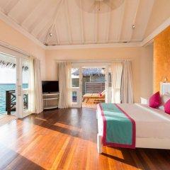 Отель Sun Aqua Vilu Reef 5* Вилла с различными типами кроватей фото 2