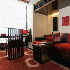 Отель Banyan Tree Lijiang 5* Вилла разные типы кроватей фото 10