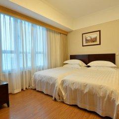 Апартаменты New Harbour Service Apartments Люкс с различными типами кроватей фото 5