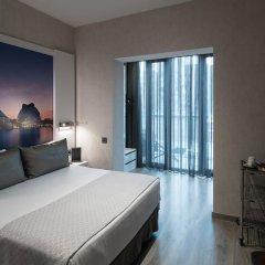 Отель Gran Via BCN 4* Стандартный номер с различными типами кроватей фото 3