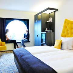 Отель ARCOTEL Onyx Hamburg 4* Номер Комфорт с различными типами кроватей