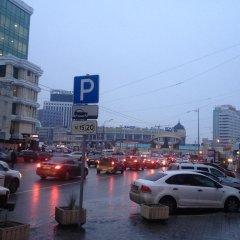 Апартаменты на Пушкина 14 парковка
