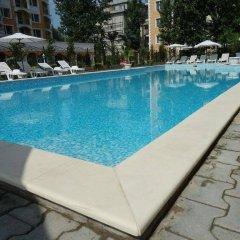 Отель Vanilla Garden Apartcomplex Болгария, Солнечный берег - отзывы, цены и фото номеров - забронировать отель Vanilla Garden Apartcomplex онлайн бассейн