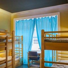 Treestyle Hostel Кровать в общем номере с двухъярусной кроватью фото 4