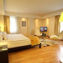 Cartoon Hotel 4* Представительский номер с различными типами кроватей фото 4
