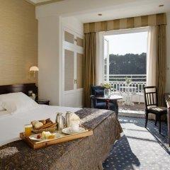 Eurostars Gran Hotel La Toja 5* Стандартный номер с различными типами кроватей
