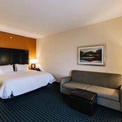 Отель Hampton Inn & Suites Effingham 2* Стандартный номер с различными типами кроватей