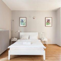 Отель Apartment4you Wilcza Студия с различными типами кроватей