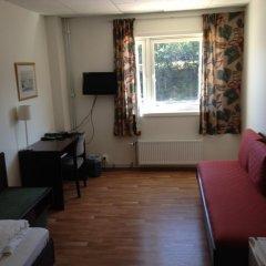 Отель Mosseporten Smarthotell 2* Стандартный номер с различными типами кроватей фото 3