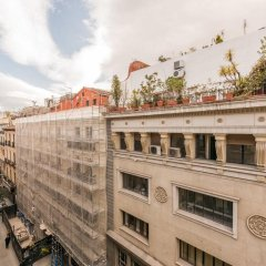 Отель Santa Ana Star Мадрид