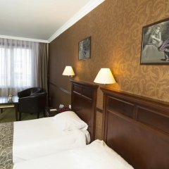 Topkapi Inter Istanbul Hotel 4* Стандартный номер с различными типами кроватей фото 42