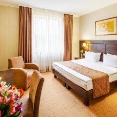 Taurus Hotel & SPA 4* Улучшенный номер с двуспальной кроватью фото 4