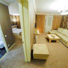 Мини-Отель Инвайт Москва комната для гостей фото 7