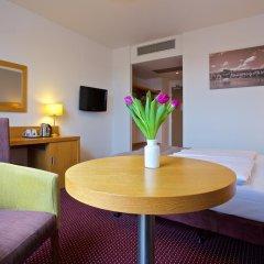 Отель Botanique Prague 4* Стандартный номер с различными типами кроватей фото 16