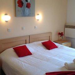 Zefyros Hotel Стандартный номер с двуспальной кроватью фото 7