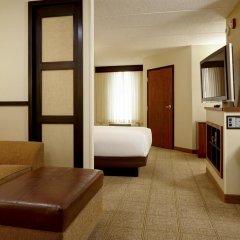 Отель Hyatt Place Ontario / Rancho Cucamonga 3* Стандартный номер с различными типами кроватей фото 3