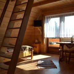 Отель Leśne Zacisze Мурзасихле комната для гостей фото 2