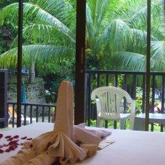 Отель The Hill Resort балкон