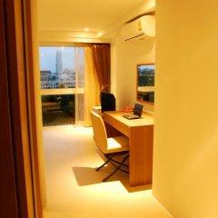 Отель I Am Residence 3* Студия Делюкс с двуспальной кроватью фото 8