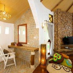 Отель Koh Tao Cabana Resort 4* Вилла с различными типами кроватей фото 13