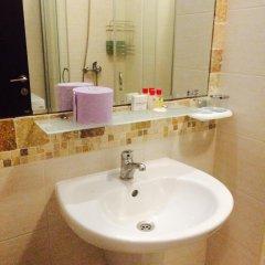 Отель Cascadas 7 Studio Болгария, Солнечный берег - отзывы, цены и фото номеров - забронировать отель Cascadas 7 Studio онлайн ванная