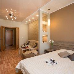 Апартаменты Максим Апартаменты с различными типами кроватей фото 40