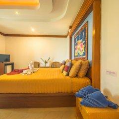 Отель Lanta Nice Beach Resort 3* Номер Делюкс фото 3
