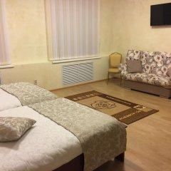 Гостиница Альфа Стандартный номер с 2 отдельными кроватями фото 2