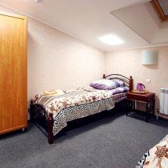 Гостиница Планета Плюс 3* Стандартный семейный номер с двуспальной кроватью фото 3