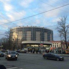 Отель Prospekt Obukhovskoy Oborony 110 1 Санкт-Петербург