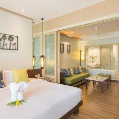 Отель Katathani Phuket Beach Resort 5* Номер Делюкс с двуспальной кроватью фото 15