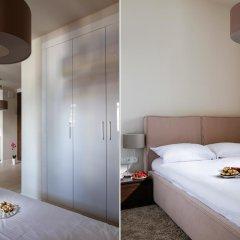 Апартаменты Chopin Apartments Capital Люкс с различными типами кроватей фото 3