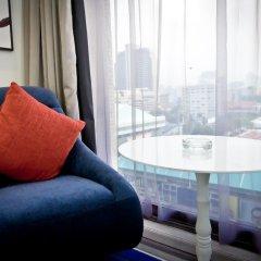 Отель Holiday Inn Express Bangkok Siam 3* Улучшенный номер с различными типами кроватей