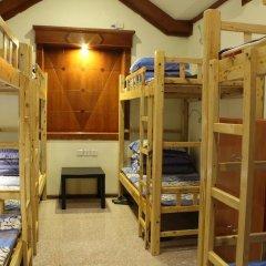 Number 3-1 Youth Hostel Chengdu Кровать в общем номере с двухъярусной кроватью фото 4