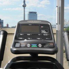 Leonardo Royal Hotel Berlin фитнесс-зал фото 2