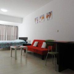 Апартаменты Homehunter Short Term Apartment Студия с различными типами кроватей фото 22