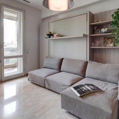 Отель Elvezia Park Residence Италия, Милан - отзывы, цены и фото номеров - забронировать отель Elvezia Park Residence онлайн комната для гостей фото 5
