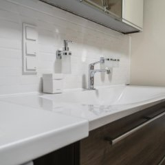 Апартаменты Sofie Apartments ванная