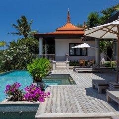 Отель Trisara Villas & Residences Phuket 5* Стандартный номер с различными типами кроватей фото 32