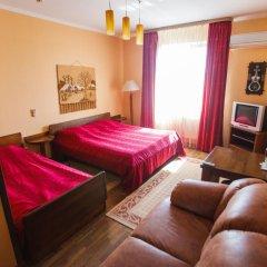 Айвенго Отель 3* Стандартный семейный номер с двуспальной кроватью фото 2