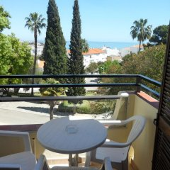 Апартаменты Albufeira Jardim Apartments Улучшенные апартаменты с различными типами кроватей